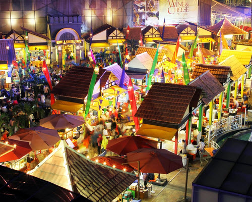 Jakarta Fashion Anda Food Festival Di Jakarta