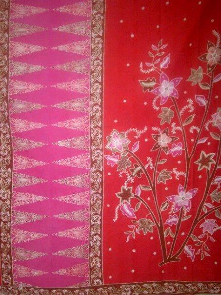 Koleksi dari : Seraci Batik Betawi