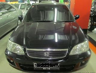 Harga Honda City Bekas