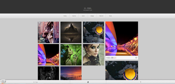 template-blogger-photography-keren