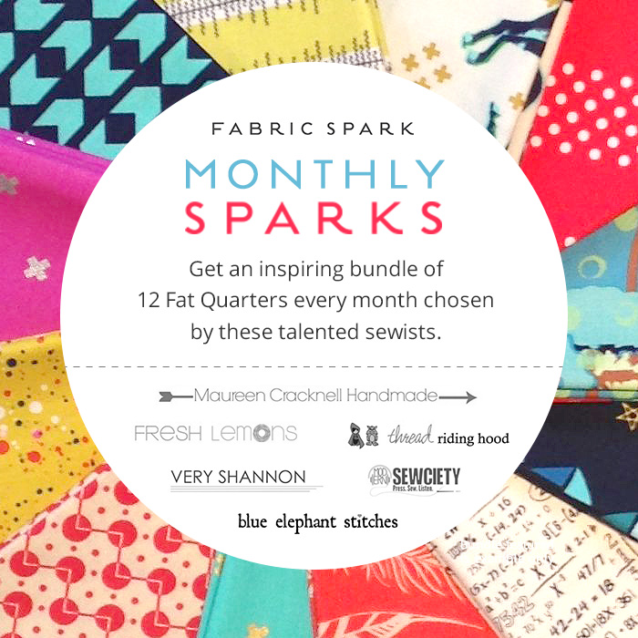 Monthly Sparks Fabric Subscription from Fabric Spark