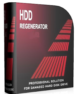HDD Regenerator 1.71 – Incl Key