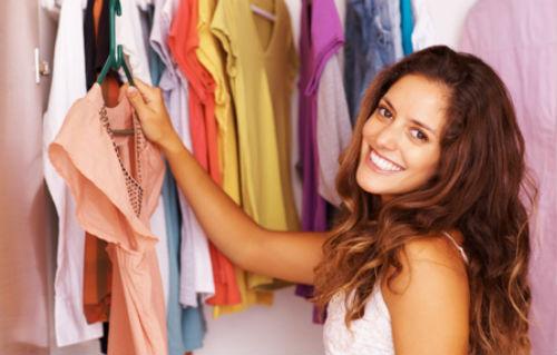 organizando tu ropa