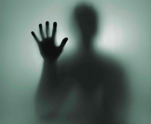 'Ghosts' Most Likely to Be Males Who've Died Violently: Study