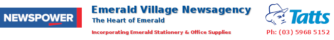 Emerald Village Newsagency