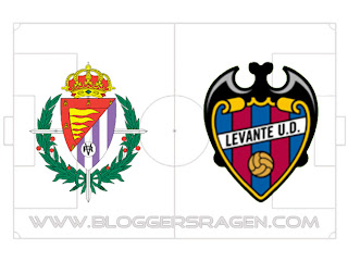 Pertandingan Levante UD vs Real Valladolid