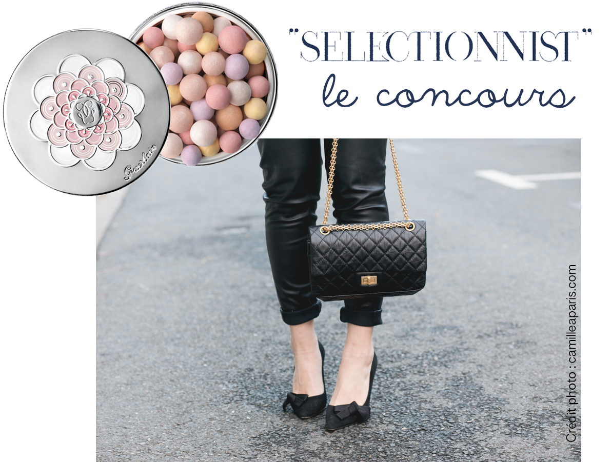 Concours sac Chanel