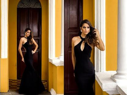 Em fotos oficiais a Miss Mundo Sergipe 2016 exibe novo ensaio e mantém sua beleza, simpatia e uma e