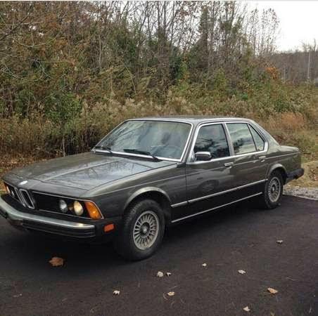 Daily Turismo: 5k: E23 Manual: 1979 BMW 733i