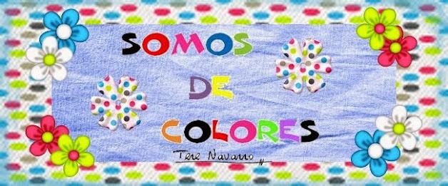 SOMOS DE COLORES
