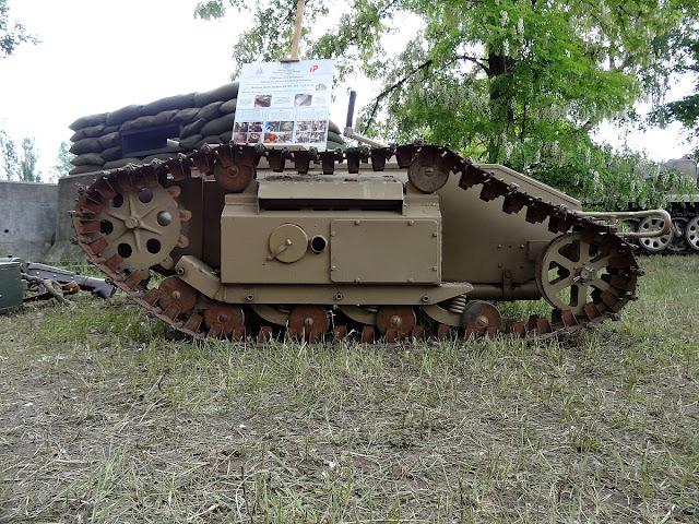 Grenadier 2013. Sprzęt wojskowy z okresu II Wojny Światowej.