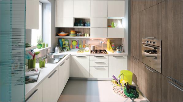 Progettare una cucina moderna blog di arredamento e - Come progettare una cucina ad angolo ...
