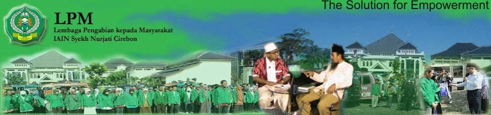 LPM IAIN Syekh Nurjati Cirebon