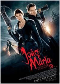 João e Maria Caçadores de Bruxas Dublado Rmvb + Avi TS