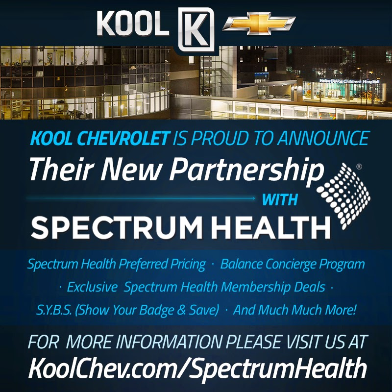 Spectrum Health Benefits at Kool Chevrolet