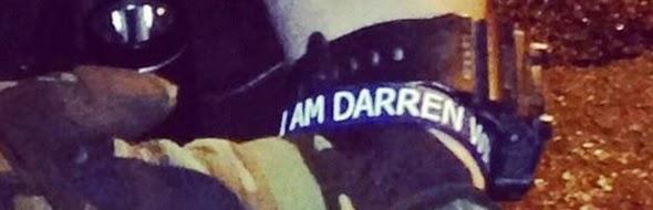 I am Darren Wilson bands