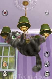 Talking Tom Cat 2 : Download Funniest Android app, its free | Techravi