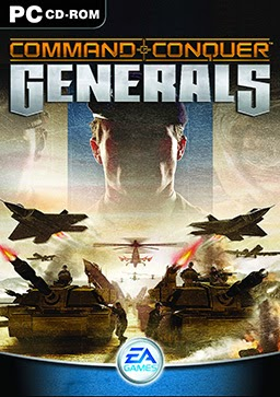 Game Comand Conquer Generals Full Rip