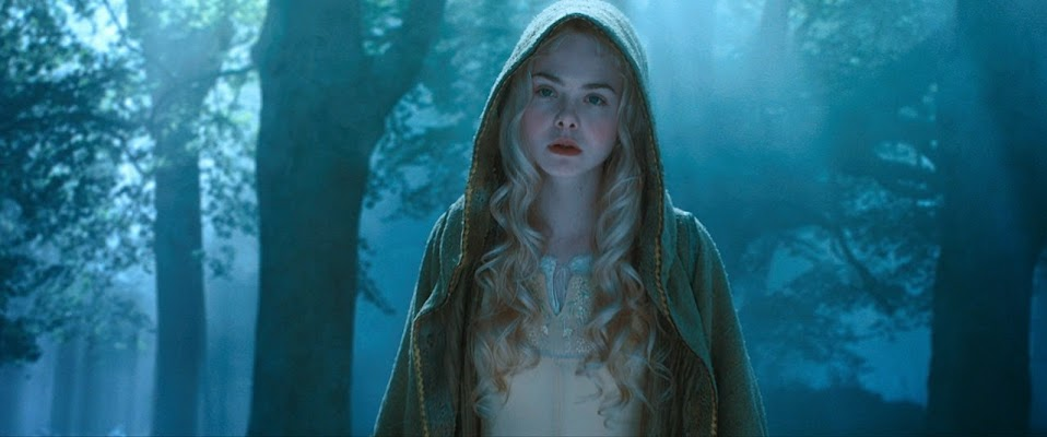 maleficent elle fanning