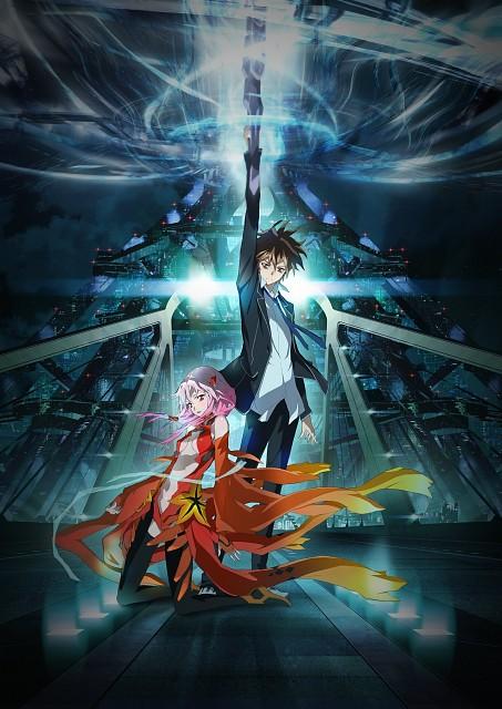 [Blu-ray Raw Anime] Guilty Crown (BD 720p)(mp4)[MEGA]