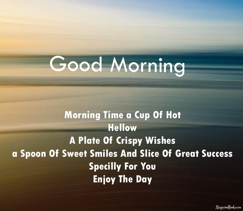 Good Morning Quotes In English For Her With Images | SMS Wishes Poetry