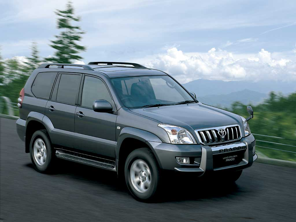 Inovatif Cars Toyota Prado 2012