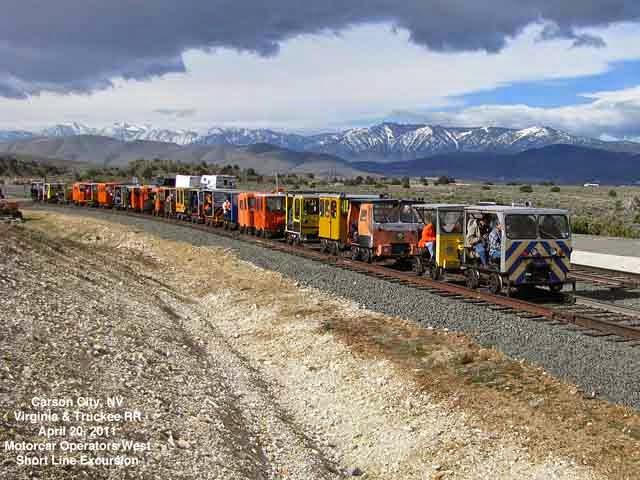 Railroad Motor Cars