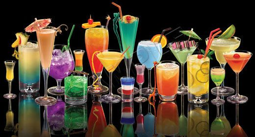 cocktails oriflame