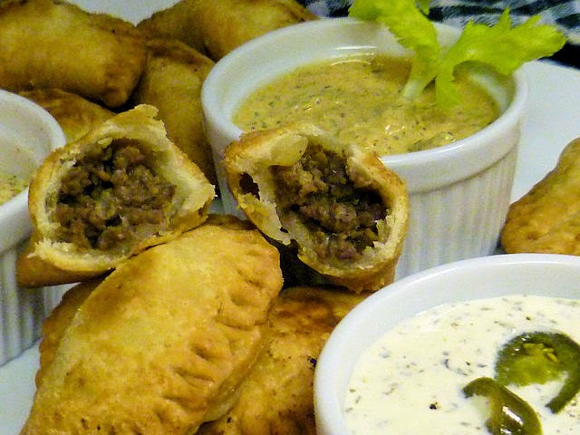 Natchitoches Meat Pies | Ms. enPlace
