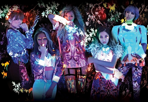 4minute comeback teaser group