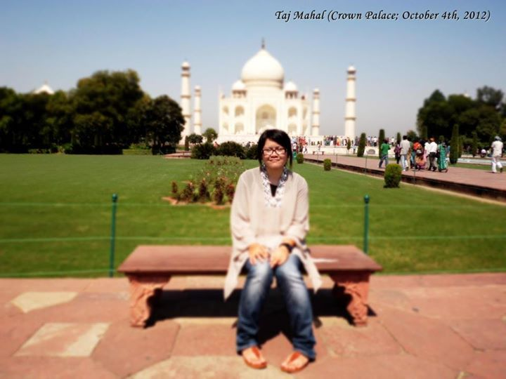 October, 2012: 5 days in Agra & New Delhi
