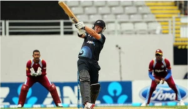 Corey Anderson Fastest Century in 36 balls against West Indies