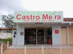 Está precisando de medicamentos? A Drogaria Castro Meira tem a maior variedade. Confira!