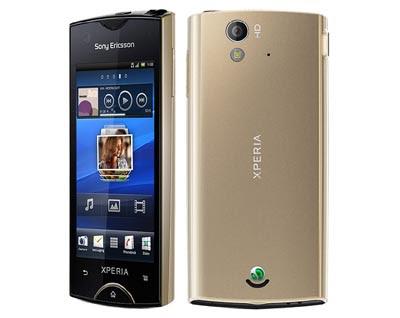 Spesifikasi Sony Ericsson Xperia Ray Terbaru 2011