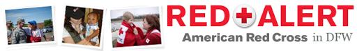 Red Alert: Red Cross DFW Blog