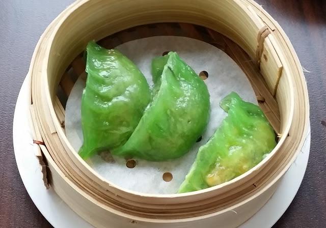Block 7, yum cha, Camberwell, vegetarian dumplings