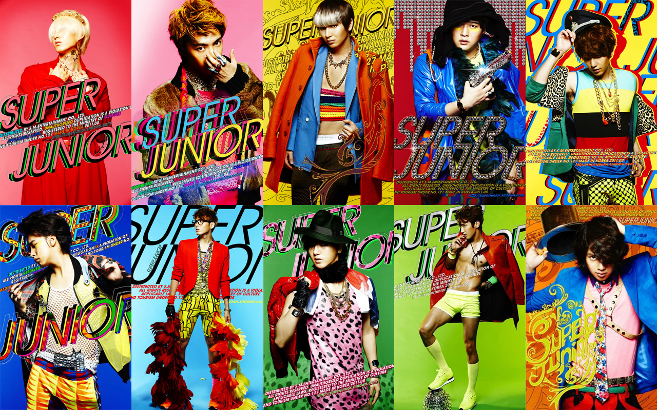 Asian Entertaiment: Super Junior MR.SIMPLE ALBUM [download]