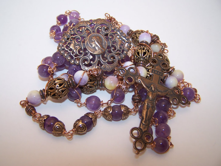 No. 64.  Rosary Of Out Lady (sold)