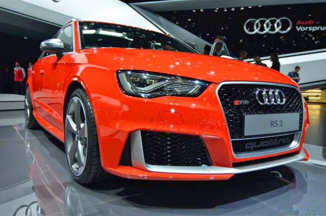 2015 Audi Rs3 Overview Techgangs