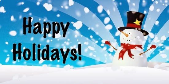 Wishing you a happy, healthy holiday!