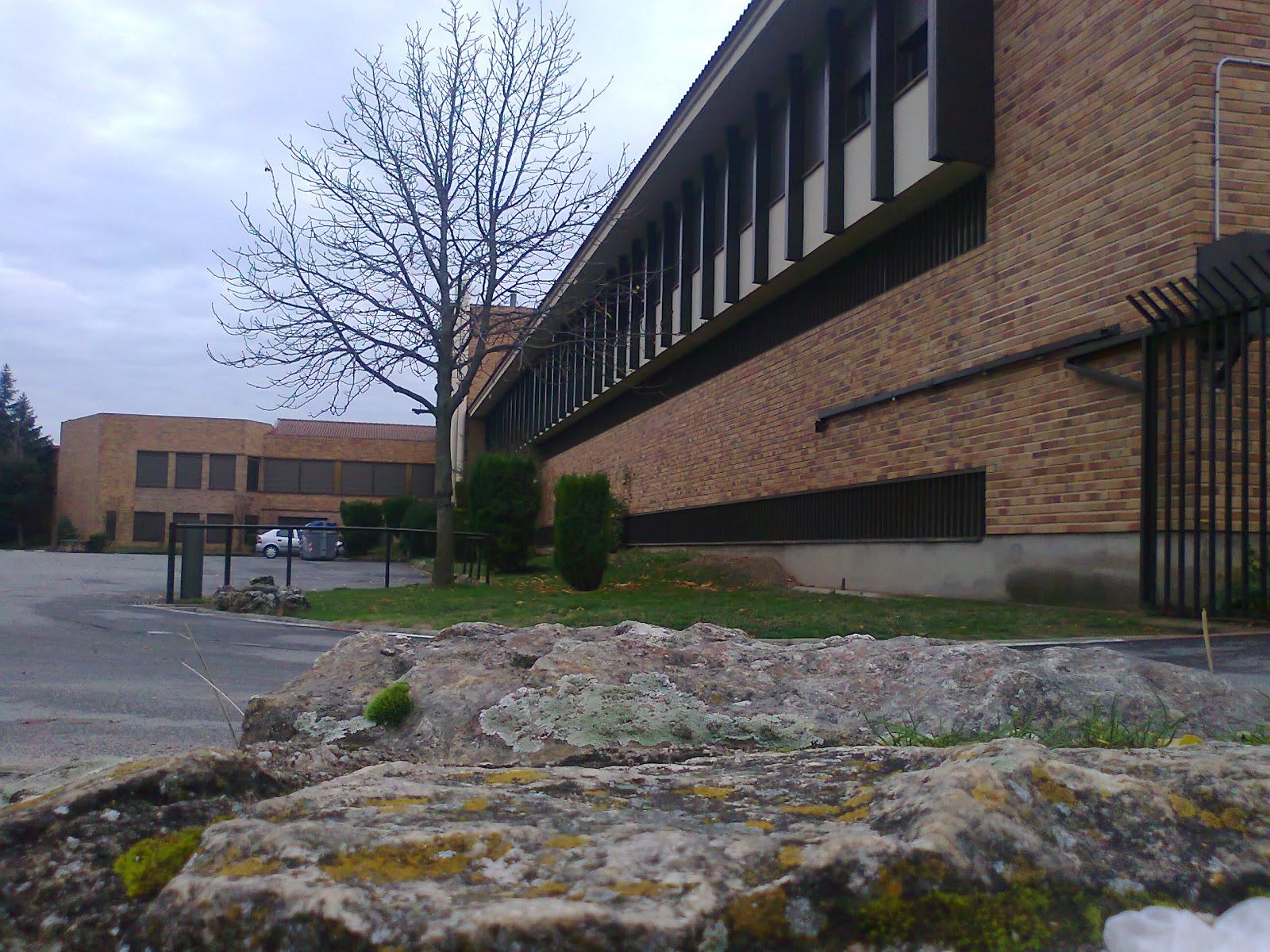 Colegio los maristas segovia sf23 arquitectos - Arquitectos en segovia ...