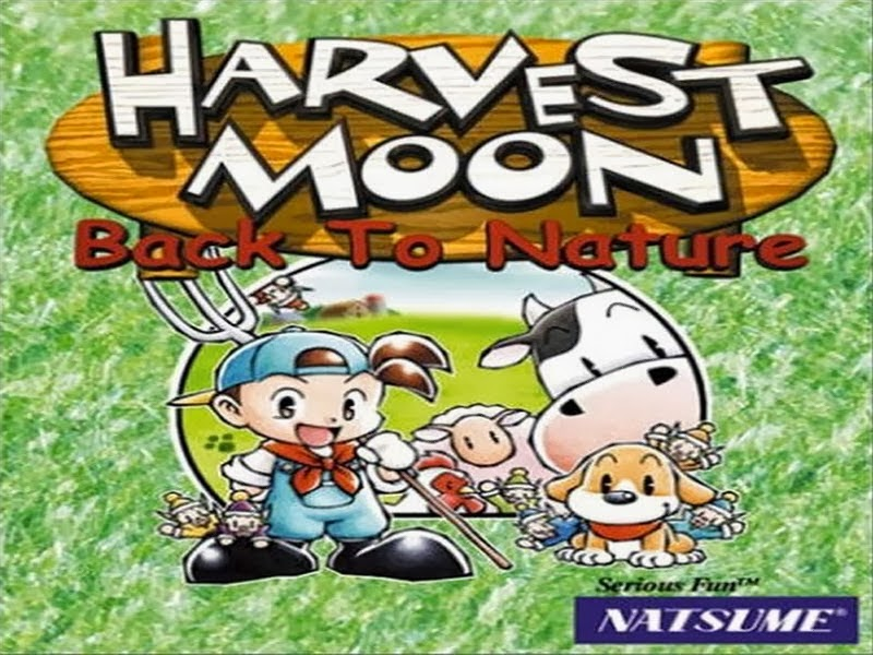 Rahasia - Rahasia Di Harvestmoon Back To Nature Lengkap
