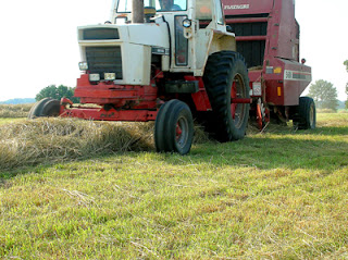 round baler for hay 2