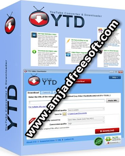 YouTube Downloader (YTD) Pro 4.9.1.1 With Crack Free Download[Latest version]