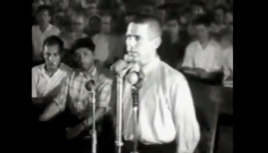 суд над христианами в СССР видео