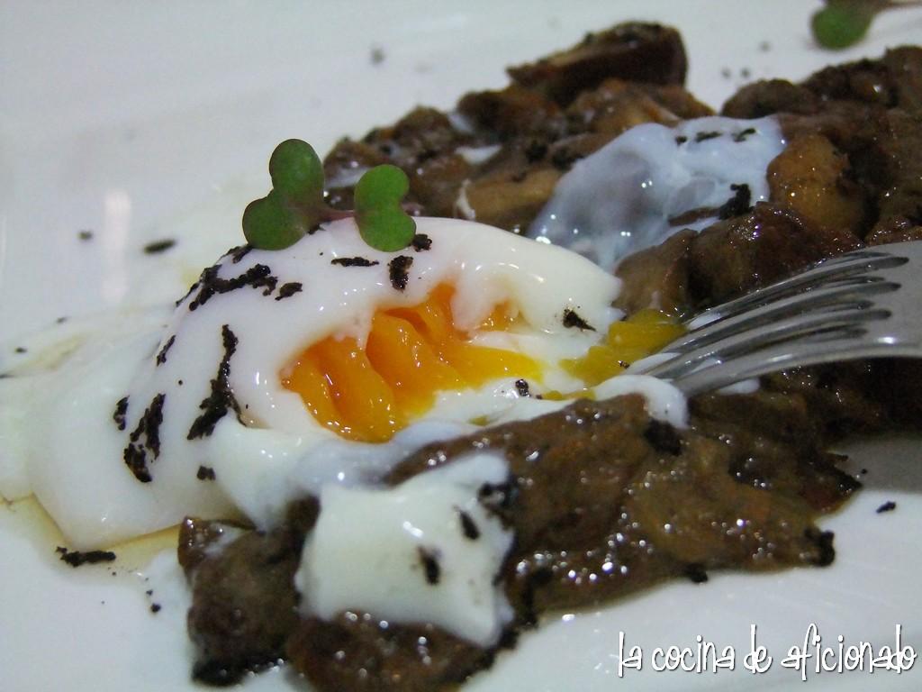La cocina de aficionado huevo cocido a baja temperatura for Cocina baja temperatura