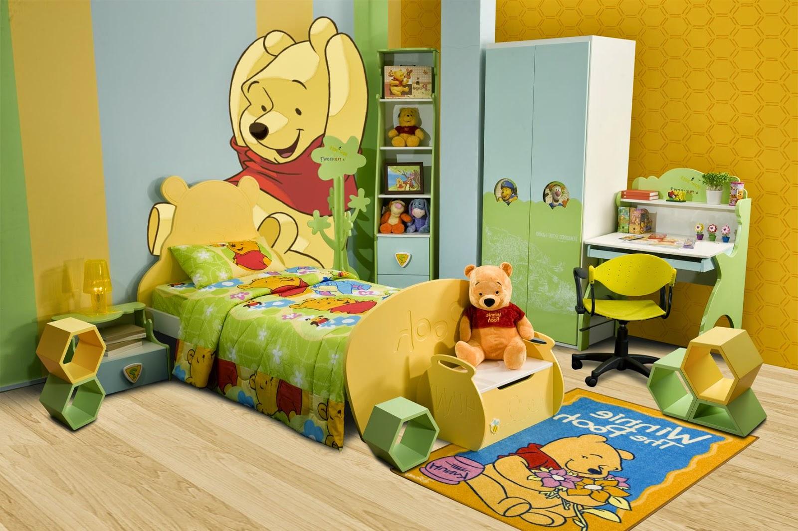 tema unik kamar anak biar si kecil betah di rumah