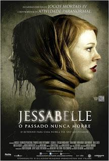 """Poster do filme """"Jessabelle - O Passado Nunca Morre"""""""