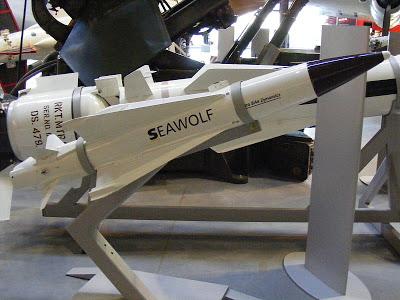 rudal seawolf inggris