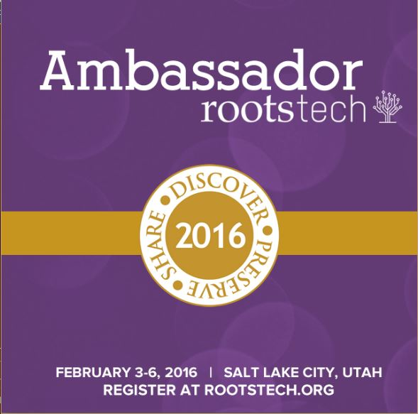 RootsTech2016